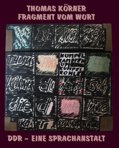 Wortkasten als Eingang zum Fragment vom Wort